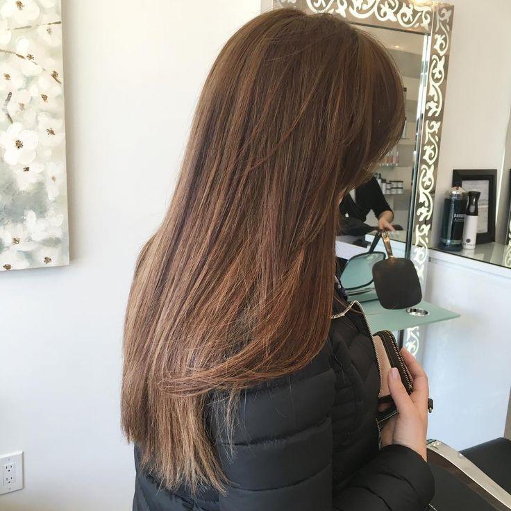 awesome Модное калифорнийское мелирование волос (50 фото) — На темные и светлые локоны Читай больше http://avrorra.com/kalifornijskoe-melirovanie-volos-foto/