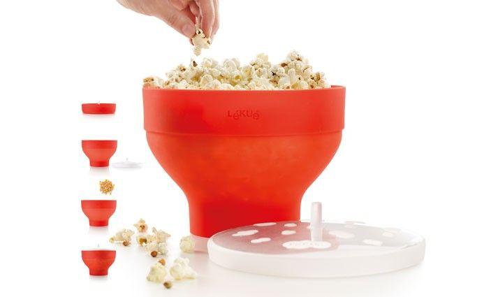 Lekue Popcorn Bowl Recipes