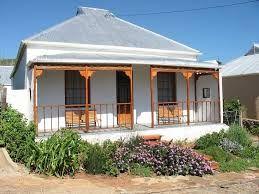 verandah Karoo cottage
