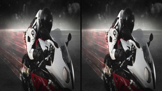 PLANET POWER - An S3D film starring the BMW S1000 RR (Side by Side) by Kamerawerk GmbH. STEREOGRAPHY and STEREO SUPERVISION by KAMERAWERK GmbH. ( http://kamerawerk.ch )