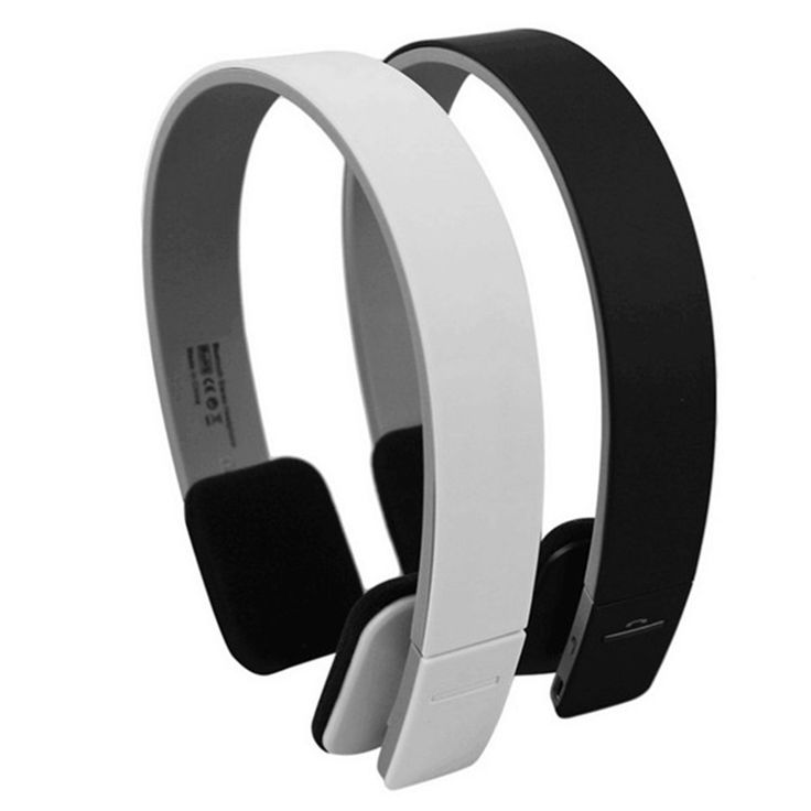 FREE Shipping TODAY brand AEC Noise Reduction wireless Bluetooth stereo Headphones earphone Headset with MIC for iPhone 5 5S for Ipad for Tablet PC - thousands of products found here http://electronics.peaklifelink.com/