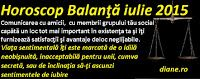 diane.ro: Horoscop Balanţă iulie 2015