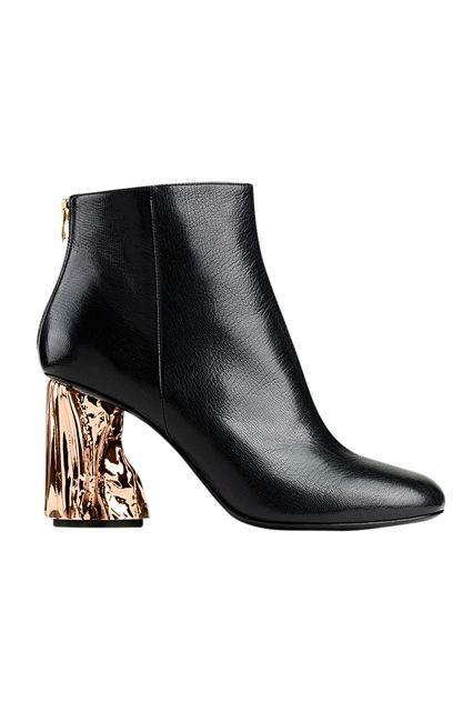 23 Amazing Heels To Start Fall Off On The Right Foot #refinery29  http://www.refinery29.com/best-fall-heels-2015#slide-17  The Wear-Every-Day-Until-The-Heel-Breaks BootieA statement heel that bites....
