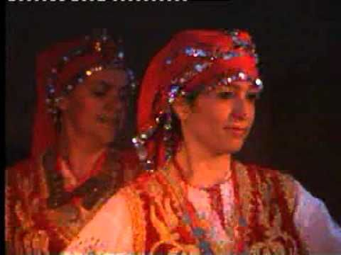 tokat zile yıldıztepe ilkögretim okulu halk oyunları 2008