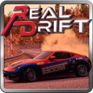 Android Games Hacker: Real Drift Car Racing FULL APK+DATA
