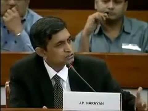 Dr. Jayaprakash Narayan - SWOT Analysis of Indian Political System.