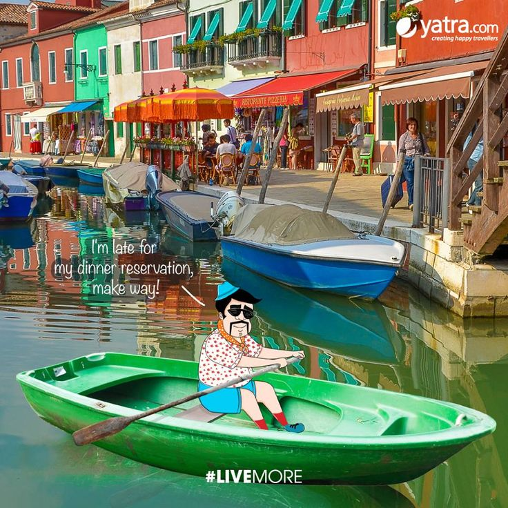 Venice Tour Package - Explore Venice with customized tour packages from Yatra.com. Book Venice group and individual holiday travel packages to create memorable holidays in Venice. More at: http://www.yatra.com/international-tour-packages/holidays-in-venice