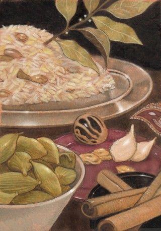 Rice, by Jhumpa Lahiri - The New Yorker