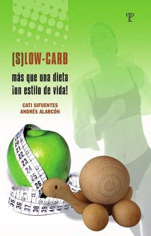 """Slow carb - Cati Sifuentes & Andrés Alarcón S(low carb) es mucho más que una dieta. Es un verdadero estilo de vida que incluye: Un programa de alimentación basado en un régimen compuesto por alimentos libres de carbohidratos o que contienen únicamente carbohidratos """"lentos"""" o de bajo índice glucémico combinado con alimentos pobres en grasas. Un mínimo regular de actividad física, para acompañar ese estilo de alimentación y hacerlo más efectivo. Y la práctica de la meditación, que es el…"""