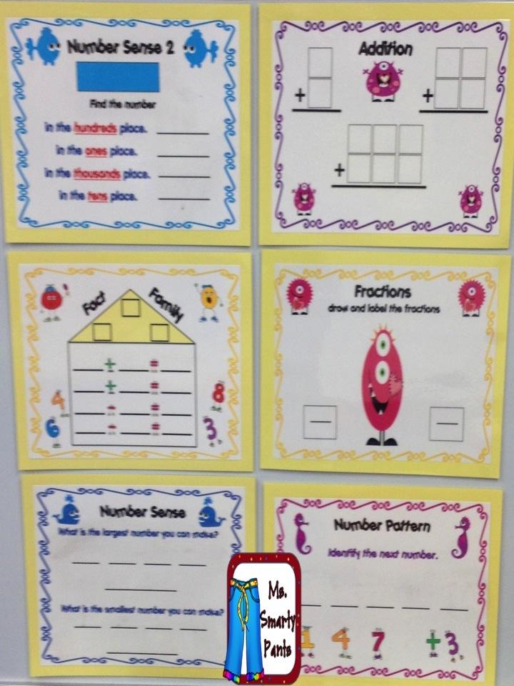 Math MadnessSchools Ideas, Teaching Ideas, Math Ideas, Math Mad, Envision Math, Envy Math, Classroom Ideas