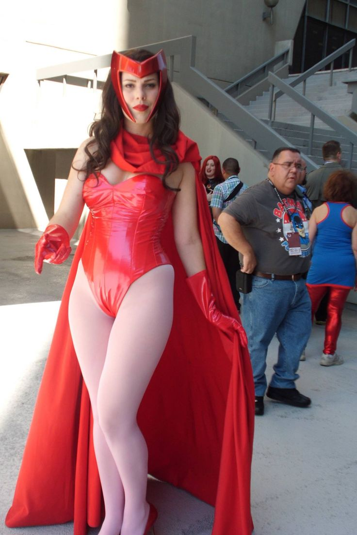 318 best Classic Scarlet Witch Cosplays images on Pinterest