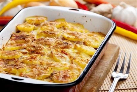 «Картофель в духовке» рецепт – французская кухня: основные блюда. «Афиша-Еда»