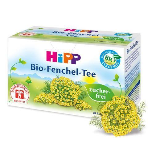 HIPP ORGANIC FENNEL TEA IN TEA BAGS #infant #infanttea #organictea #organicfenneltea #fenneltea #teasforinfants