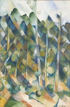 kauri tree landscape colin mccahon - Google Search