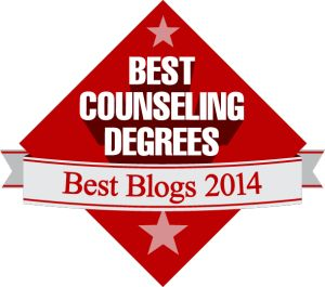 We made the list - Best Counseling and Psychology Blogs 2014