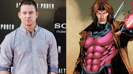 Channing Tatum is confirmed to play Gambit in the upcoming X-Men movie