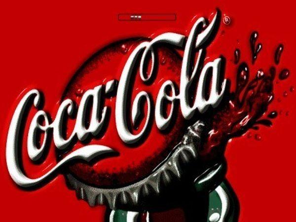 Coke of course
