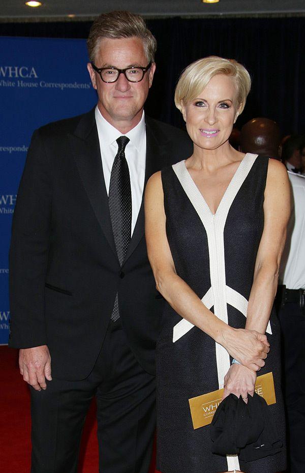 mika brzezinski and joe scarborough engaged | Joe Scarborough & Mika Brzezinski Going Public as Couple After Her Recent Divorce? – Hollywood Life