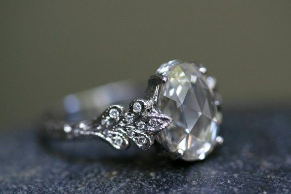 My dream ring by Cathy Waterman. Costs as much as a two new SUVs with good mileage.