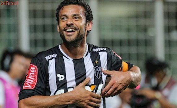 Fred sonha com título para encerrar jejum no Atlético-MG no Campeonato Mineiro
