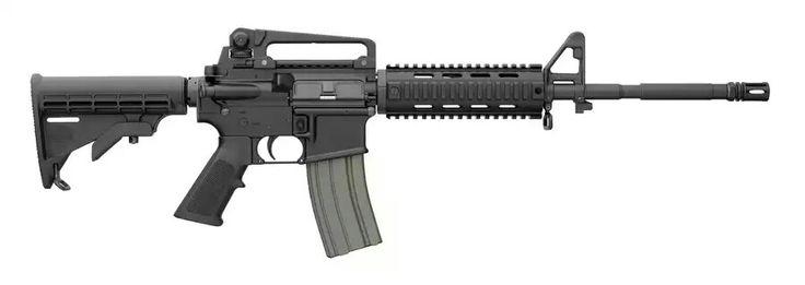 Bushmaster M4 A3