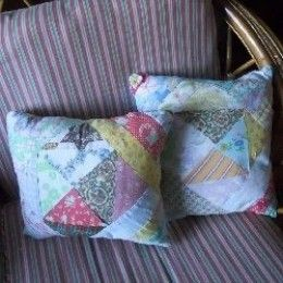 How to make throw pillows for your home By Ellen Gregory