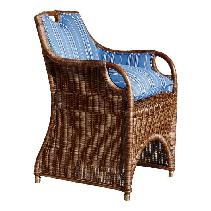 78+ ideas about Wicker Dining Chairs on Pinterest  Coastal inspired ...