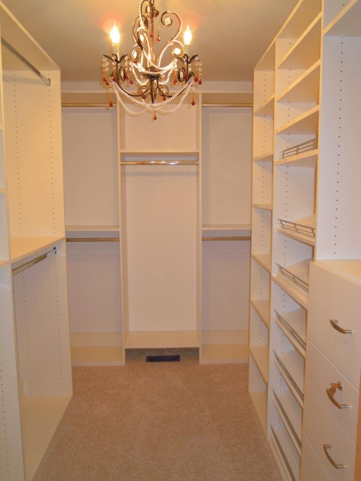 Master bedroom closet closets nooks pinterest for Pictures of master bedroom closets