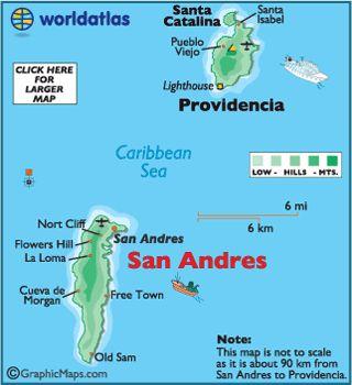 San Andres #Providencia