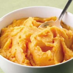 Sweet and Regular Mashed potatoes