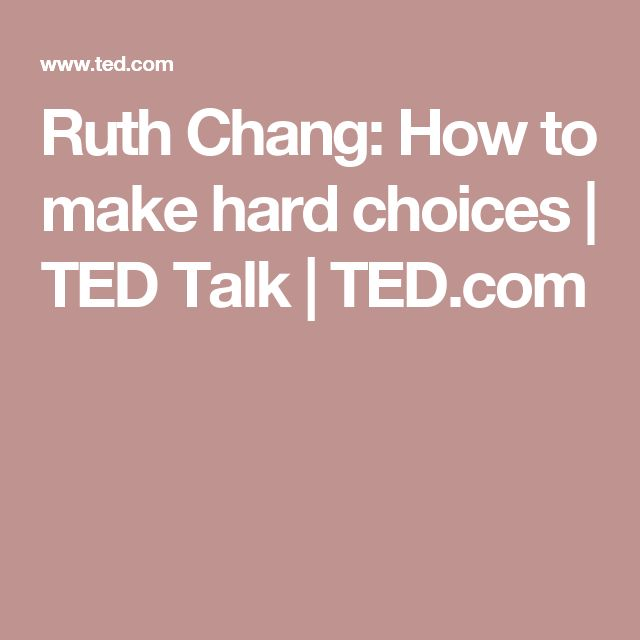 how to write a good ted talk