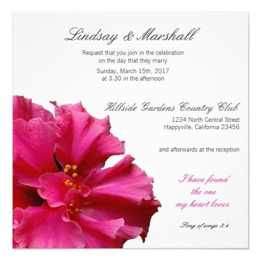 Best Bible Verse For Wedding Invitation: 241 Best Images About Christian Wedding Invitations On