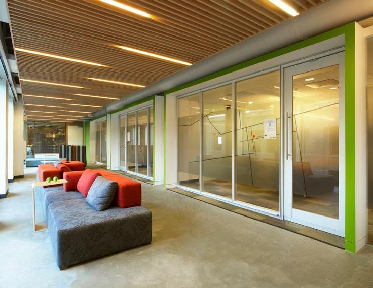 Google san francisco dirtt walls for interior offices - Office interior design san francisco ...