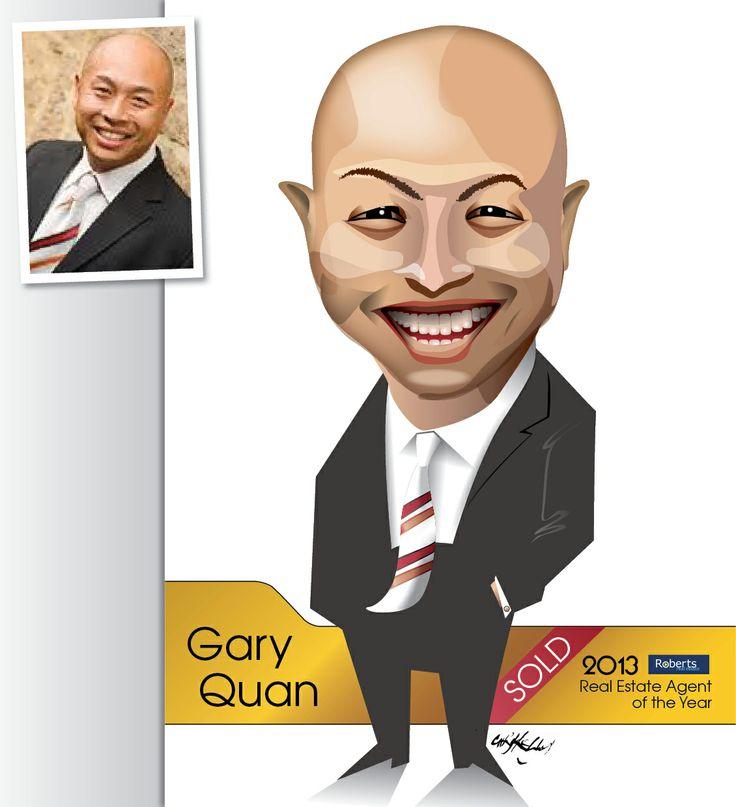 Gary Quan: Real Estate Agent extraordinaire at Roberts P/L, Tasmania