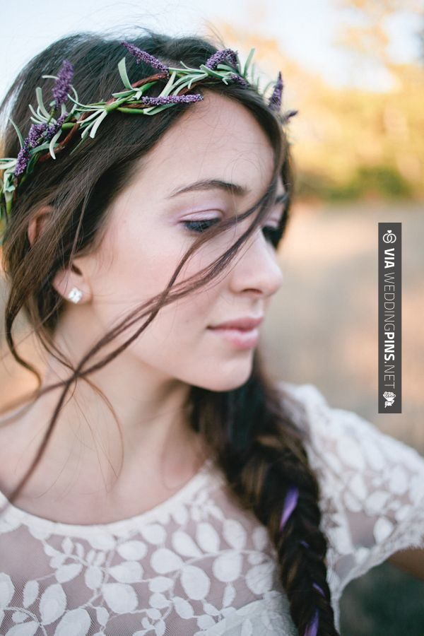 Neat! - Bohemian beauty | CHECK OUT MORE GREAT PURPLE WEDDING IDEAS AT WEDDINGPINS.NET | #weddings #wedding #purplewedding #purpleweddingphotos #events #forweddings #iloveweddings #purple #romance #vintage #planners #ilovepurple #ceremonyphotos #weddingphotos #weddingpictures