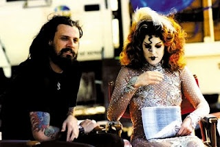Rob Zombie, and Mrs. Sheri Moon Zombie of course...