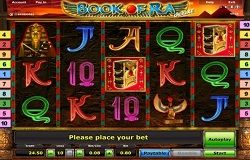 If you are looking to play a #slotgame that offers experience of natural surroundings, then you should opt free Book of Ra slot game.