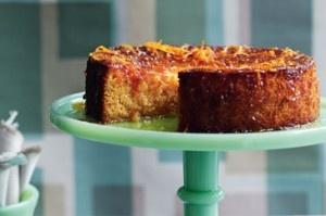 Healthy Holiday Indulgence!   Orange and Almond cake – gluten free!