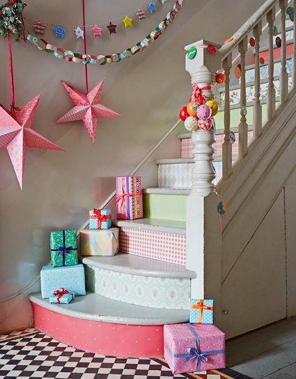17 mejores ideas sobre decoraciones de navidad de color rosa en ...