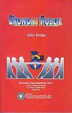EKONOMI PUBLIK EDISI KETIGA – Guritno Mangkoesoebroto