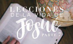 Una de las promesas más profundas en toda la Palabra de Dios es la que Dios le hizo a Josué cuando dijo: «Nunca te dejaré ni te desampararé.» Hoy vamos a explorar juntas lo que esto significa—en la vida diaria.