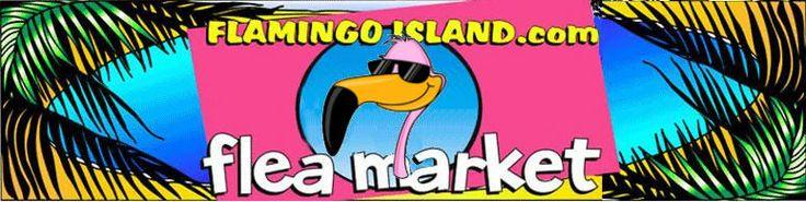 Flamingo island flea market southwest floridas best