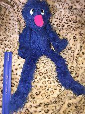 Vintage Sesame Street Muppets GROVER Plush Stuffed Doll Toy