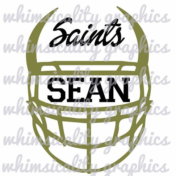 This product is a compressed zip of digital files (SVG, DXF, PNG) of our Football Helmet For Monogram graphic. This zip file is for