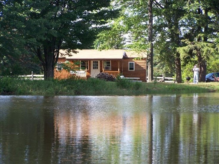 Treasteru0027s Pondside Cabin *Paddleboat/Great Fishing* Vacation Rental In  Eagles Mere From