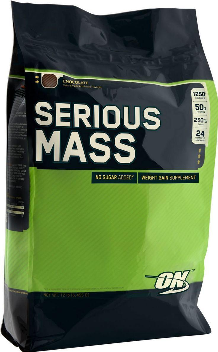 Cel mai vandut supliment! Gaseste Serious Mass pe Protein Outlet la cel mai mic pret!