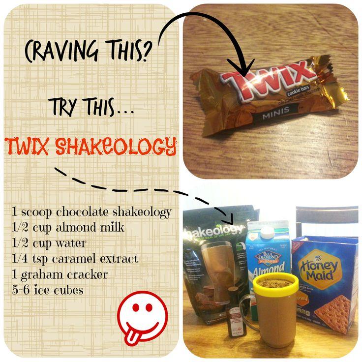 Twix Shakeology