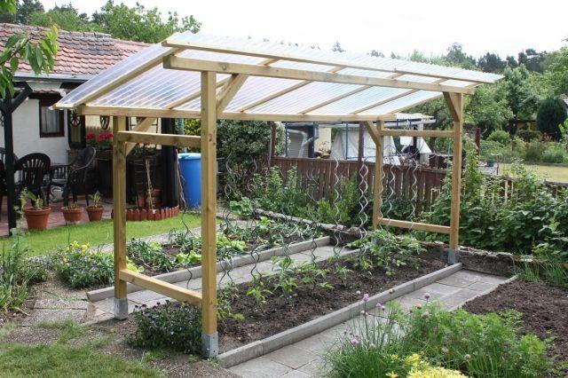 Tomatendach Bilder Und Fotos Basteln Garten Tomaten Dach Garten Hochbeet