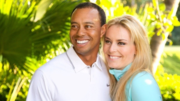 American downhill skier Lindsey Vonn and professional golfer Tiger Woods broke the news Monday that they are in a relationship. And they did it the way thousands of others do every day -- by announcing it on Facebook and Twitter.   Read more: http://www.ctvnews.ca/sports/tiger-woods-and-lindsey-vonn-dating-announce-they-re-an-ordinary-couple-1.1200520#ixzz2NvnN8Cmz