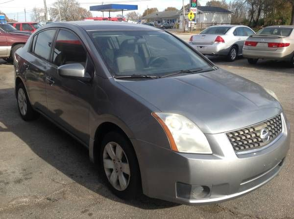 2007 Nissan Sentra Low Miles BUY HERE / PAY HERE (Mayo) $5495